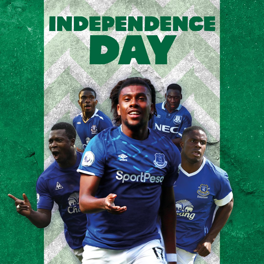 🇳🇬 | Happy Independence Day, Nigeria! 💙