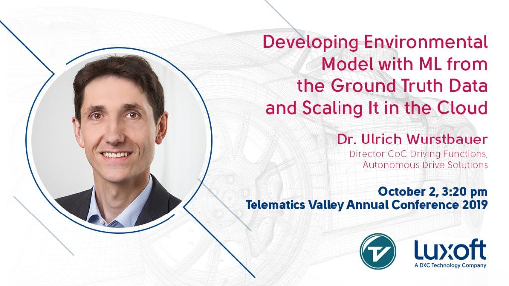 Hear real-life challenges and use cases of handling data-driven #machinelearning processes for developing #ADAS and #autonomous vehicles in our talk at #telematicsvalley 2019. Register now: https://dxc.to/2mv4zHS #cloudpic.twitter.com/DTfx3P8la2