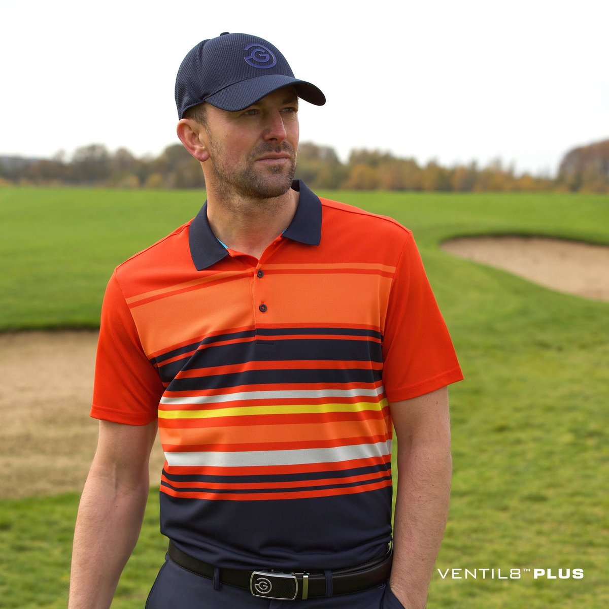 Meet Miguel 🔥 ☀️ UPF 20+ ✌️ Twice as breathable as regular polyester ⏱ Quick drying 6️⃣ Colour options To find out more about our Ventil8 range please visit your local stockist or galvingreen.com.