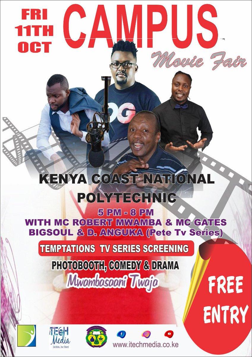 campus dating i Kenya tinder oppkobling historier 2016