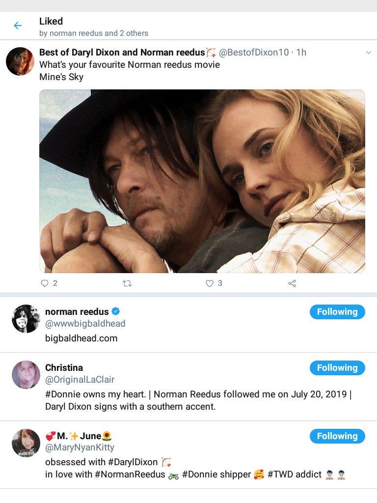 Best Of Daryl Dixon Norman Reedus Bestofdixon10 Twitter 😠 & will always be my friend. best of daryl dixon norman reedus