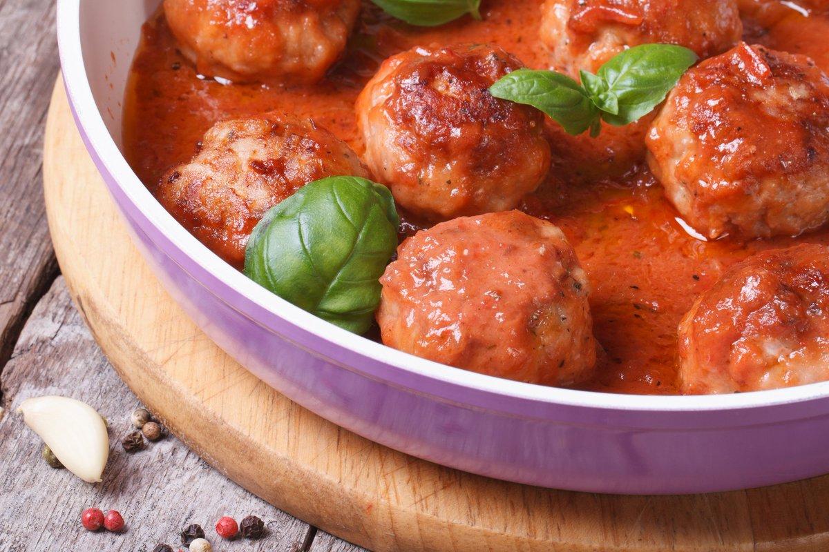 википедии есть тефтели в томатном соусе фото рецепт тем как