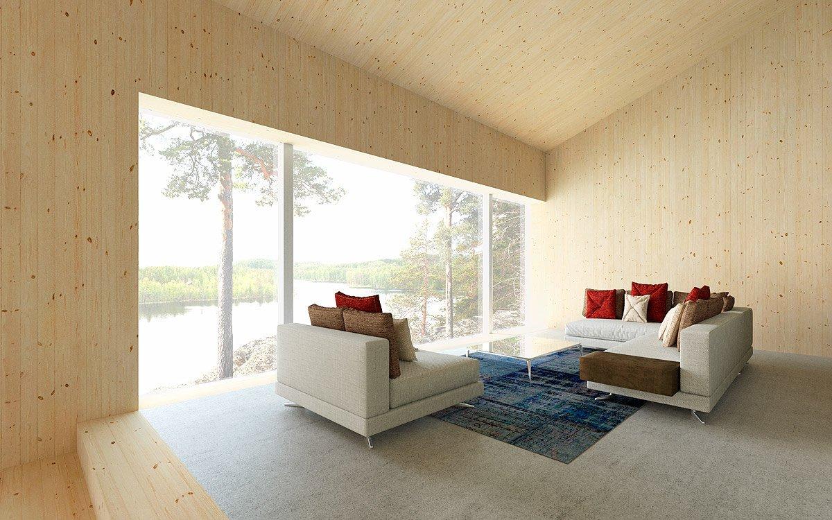 Our #solidwood project #Villa Esker received building permission. Construction is due to start next summer. #CLT #puuarkkitehtuuri #massiivipuu #massivholz #puu #holz #sisäilma #hiilivarasto #carbonstorate #woodenarchitecture #arkkitehtuuri #hotel
