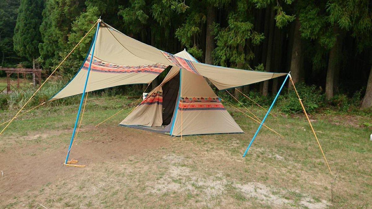 場 キャンプ 垰 tawa Woodyan Staff