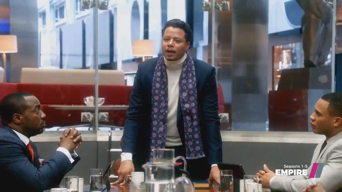 It's time to enter the Lyons den in #Empire 🎵🎶