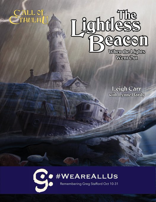 The Lightless Beacon