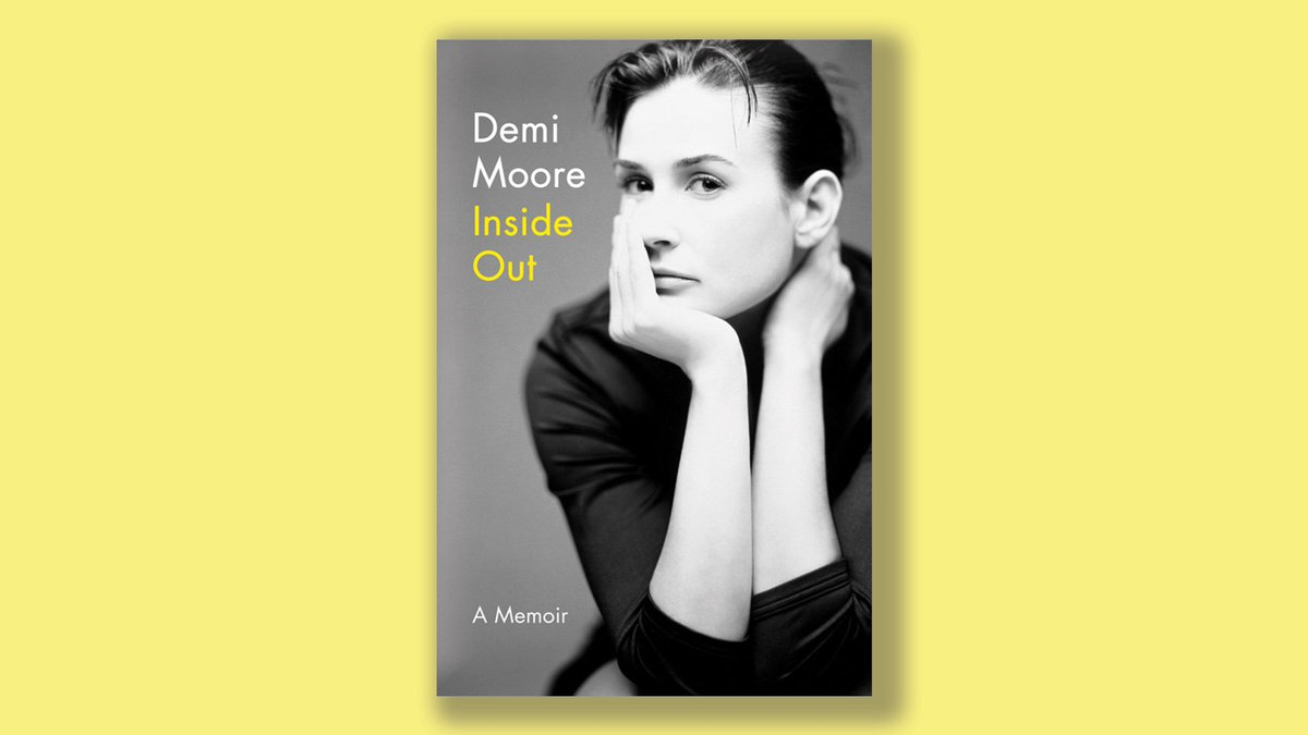 For decades, @justdemi has been synonymous with celebrity. From iconic films to high-profile relationships, Moore has never been far from the spotlight, or the headlines. In this deeply reflective memoir, Demi pulls back the curtain & opens up about her career & personal life.