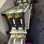 Image for the Tweet beginning: #Xeikon PX3000 UV Inkjet press