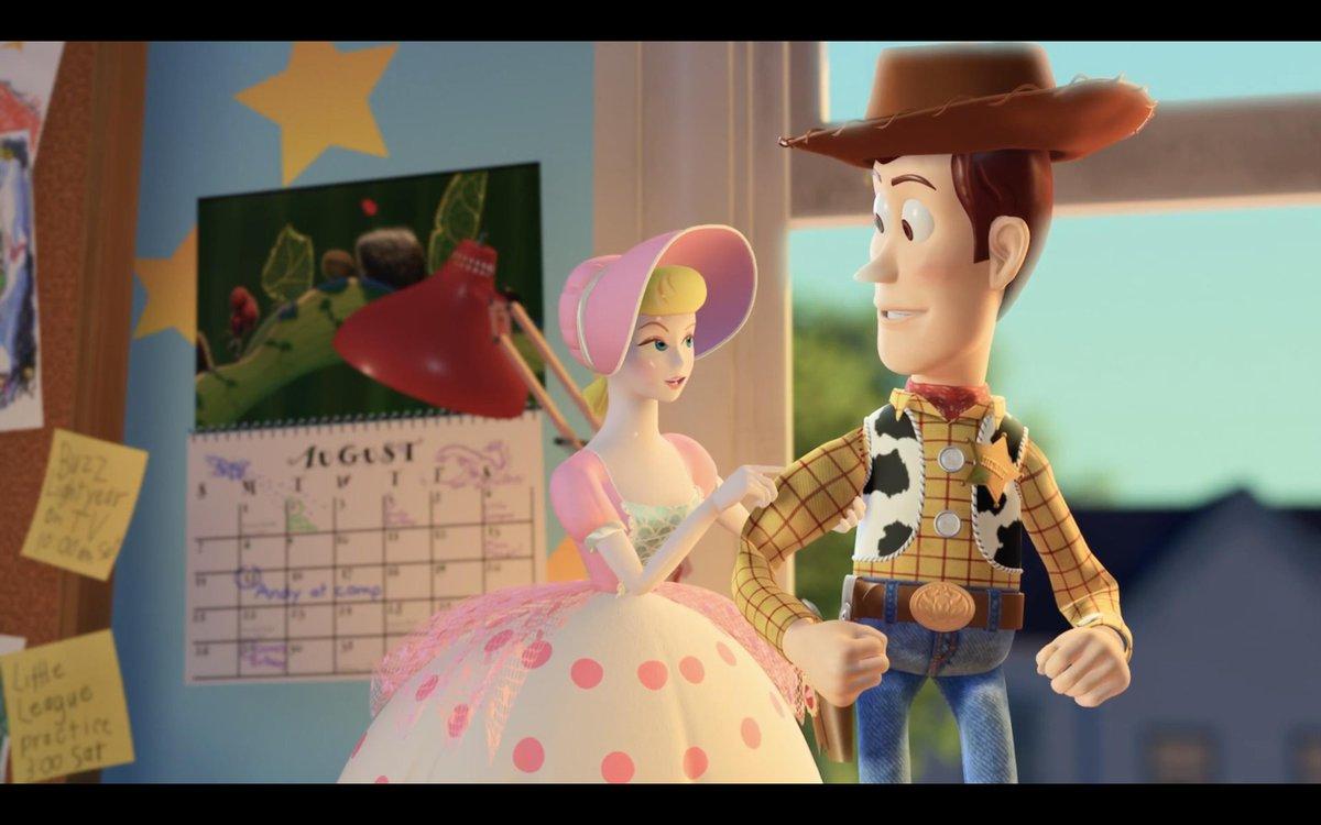 Disney Pixar Easter eggs Toy Story 4 calendar Bug's Life
