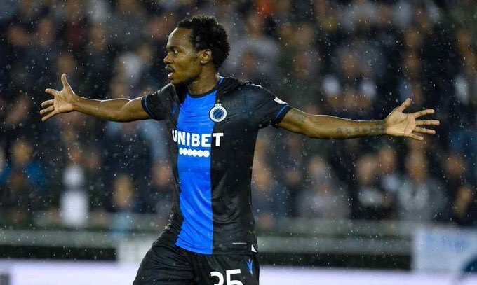 HT: Real Madrid 0-2 Club Brugge @BafanaBafana Percy Tau proving a handful for Real Madrid at Santiago Bernabeu