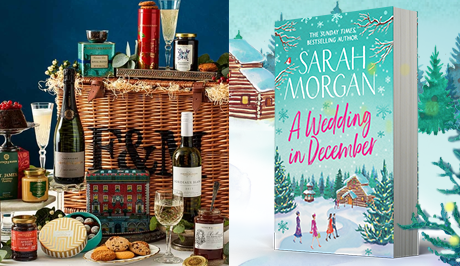 WIN everything you need for the *PERFECT* Christmas when you pre-order @SarahMorgan_s #AWeddingInDecember! 🎁🎄❄️ Were giving one lucky reader the chance to win a Fortnum and Masons Classic Christmas hamper: po.st/AWID
