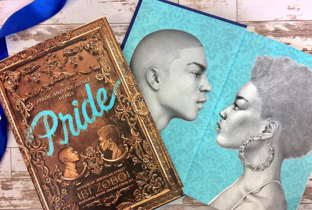 To mark the start of #BlackHistoryMonth every week were celebrating our Black authors here @HarperCollinsUK 📚🎉 We begin with @ibizoboi author of #Pride. This modern re-imagining of Jane Austens Pride & Prejudice 📚 is definitely one to add to your reading list.