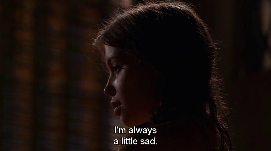 'ฉันมักจะรู้สึกเศร้าอยู่หน่อยๆ เสมอ'