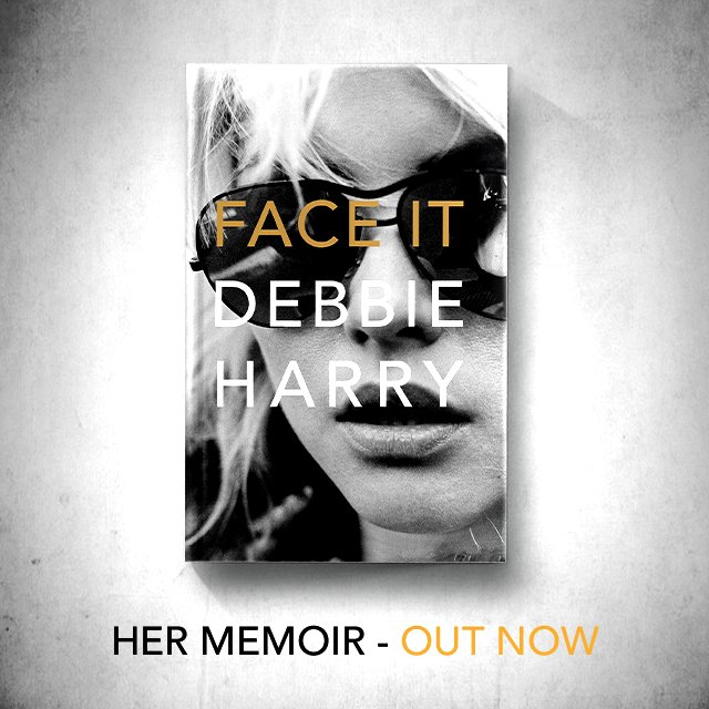 Beautiful, brave, and born to be punk, Debbie Harry - best known as the face and voice of Blondie - has written for the first time an uncensored memoir on her unique journey from small town to global icon. Get your copy here: debbieharry.com