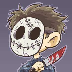 Spooky avatar for spooky month