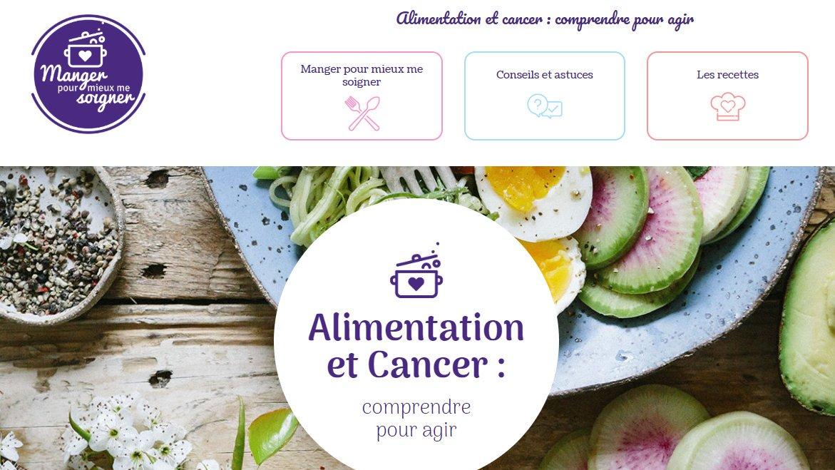https://t.co/9KWgdWElDj : Découvrez le 1er site Nutricia d'information sur la nutrition dédié aux patients atteints de cancer. https://t.co/xsvVf7CXM9