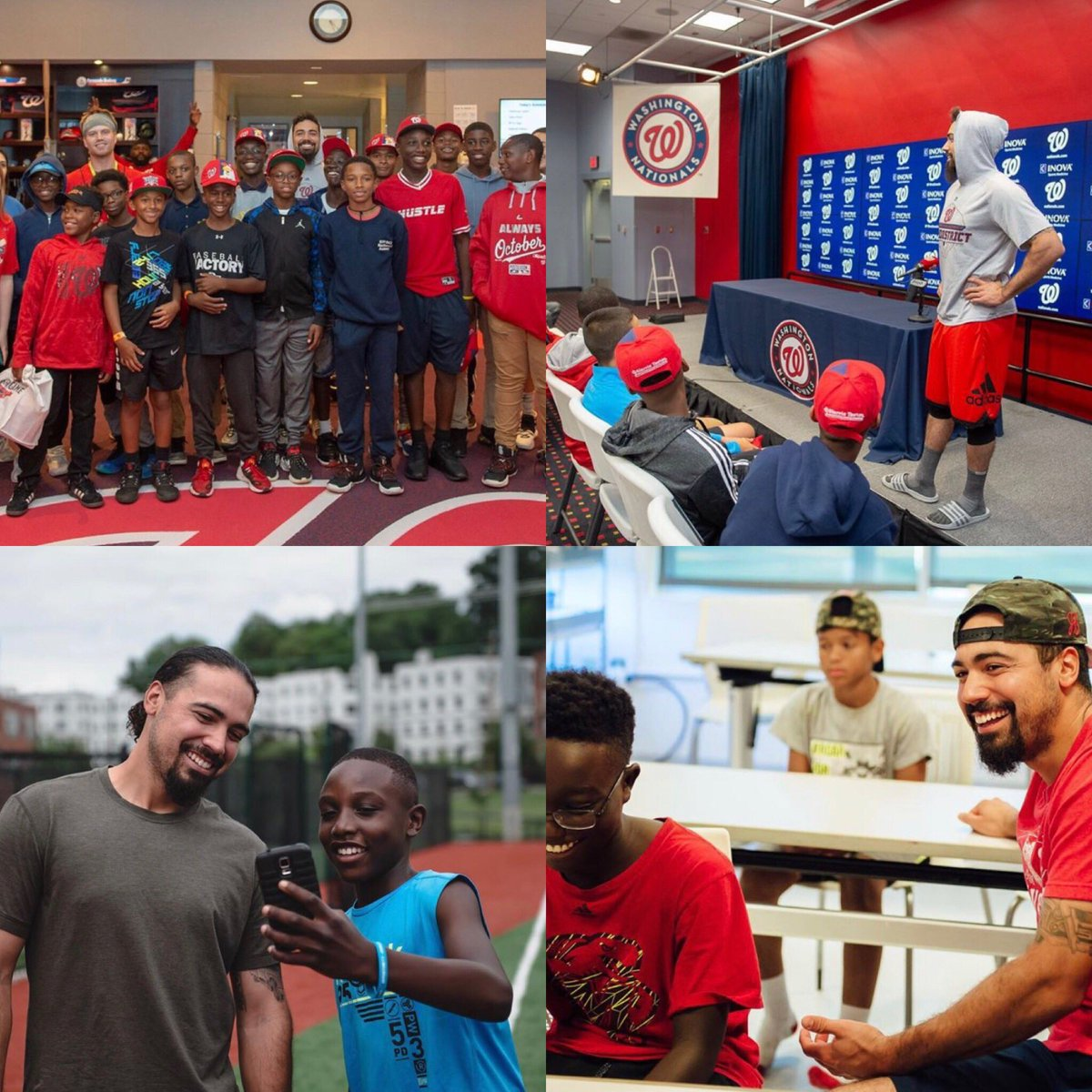 @Nationals What are the Lerners and Rizzo thinking?! They're doing a great job at destroying this squad. Rendon is worth more than that. Ask your city!
