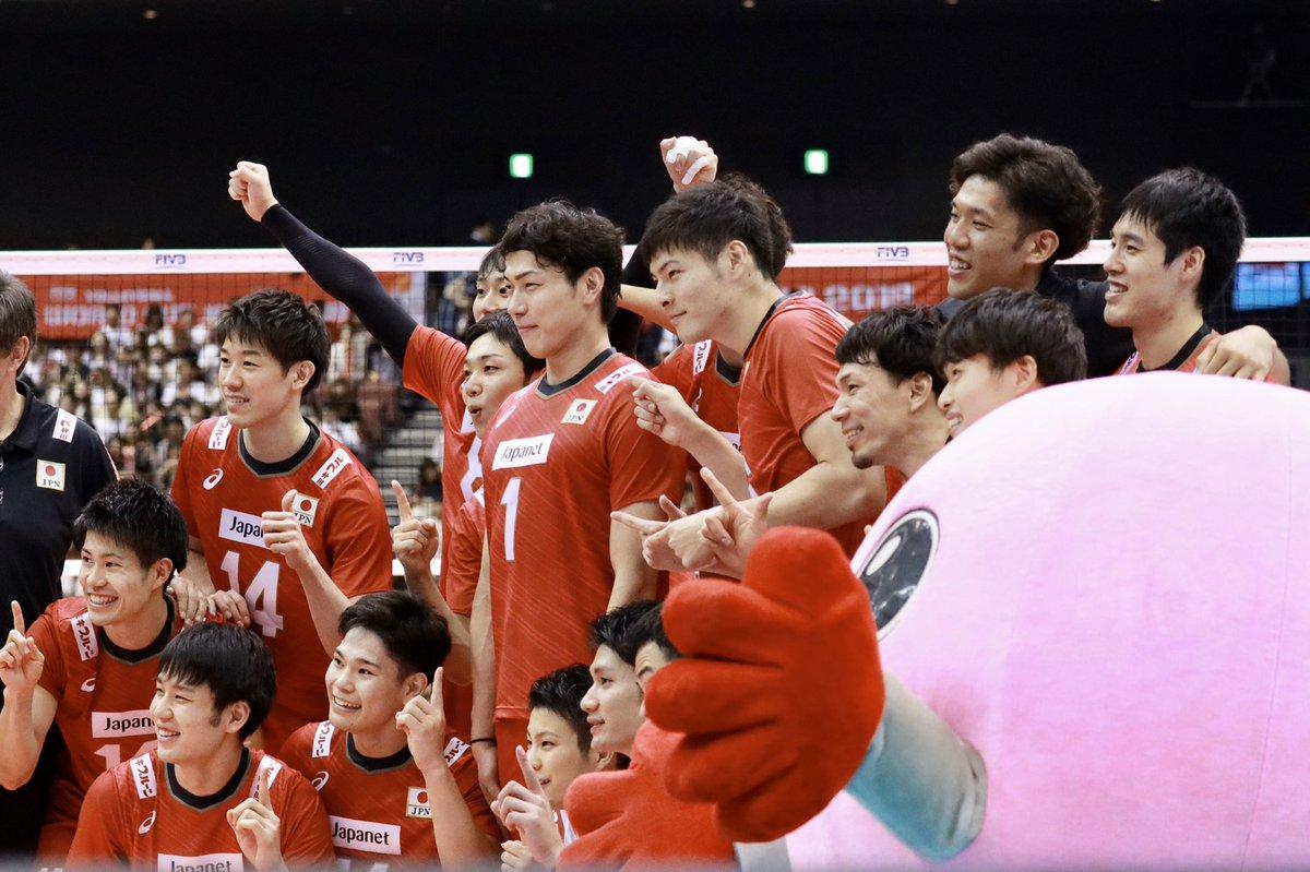 清水 X ワールドカップバレー