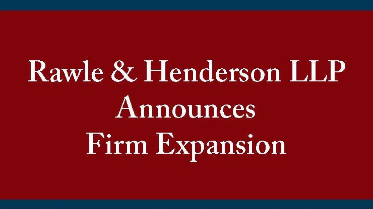 Rawle & Henderson logo