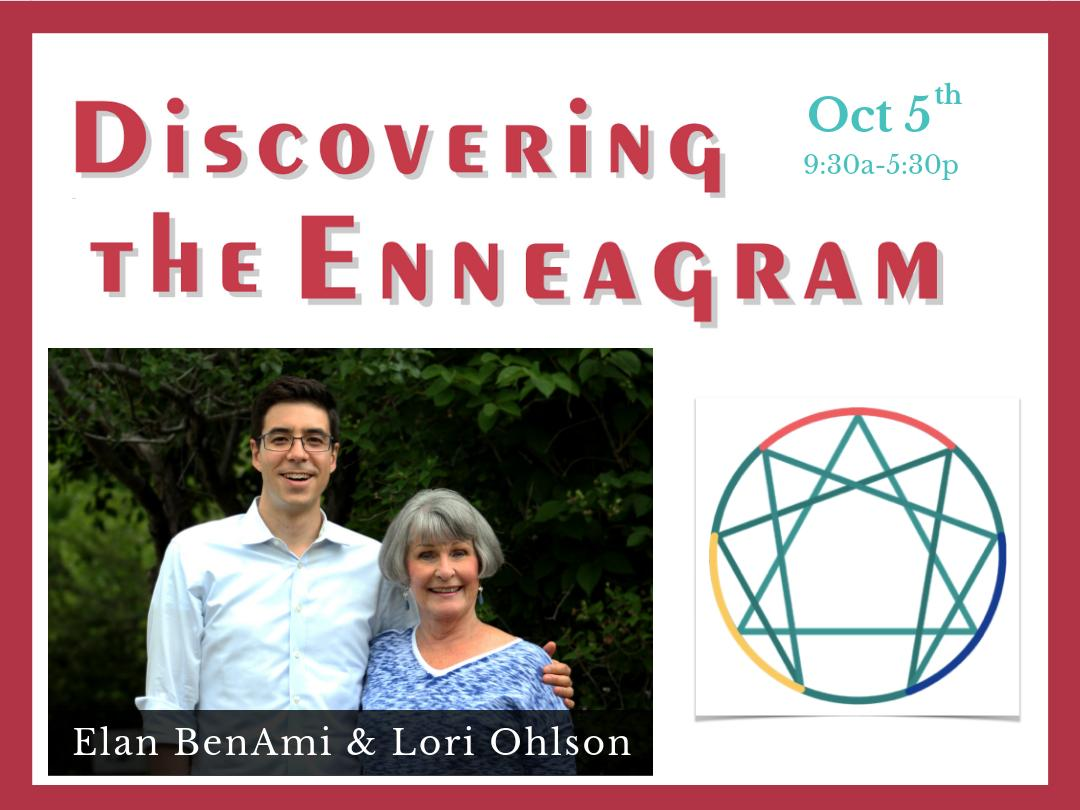 Only a few spaces left for 'DISCOVERING THE ENNEAGRAM' this Saturday 10/5 @PeopleHouseCO  More Info: https://t.co/JgF7lYTRbn #Enneagram #Personality #Type #Psychology #Denver https://t.co/tY4OS9xo9T