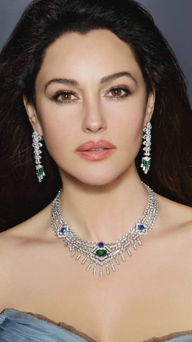 The Beautiful Monica Bellucci  Happy Birthday  55 years old