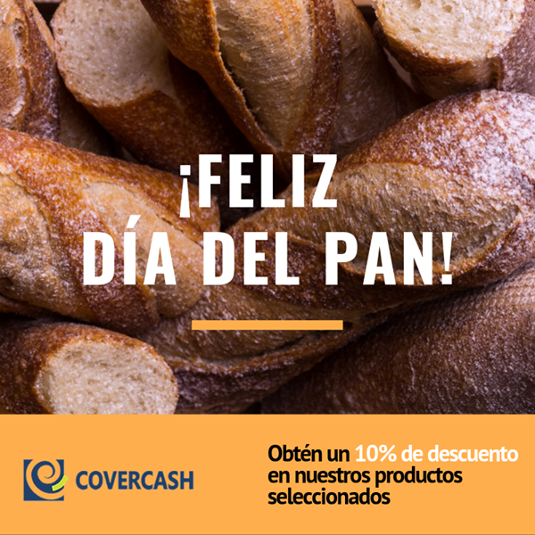test Twitter Media - ¡HOY ES un gran día, hoy es ¡el #DiadelPan! Y, por ello, en COVERPAN hemos querido que muchas de nuestras #bolsas para #pan tenga un 10% de #descuento descuento 😉 ¡Aprovecha nuestra oferta! Solo hasta el 20 de octubre https://t.co/2kiz7lXKYG #worldbreadday2019 #worldbreadday https://t.co/dzxa5fm25n