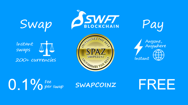 Tweet by @SwftCoin