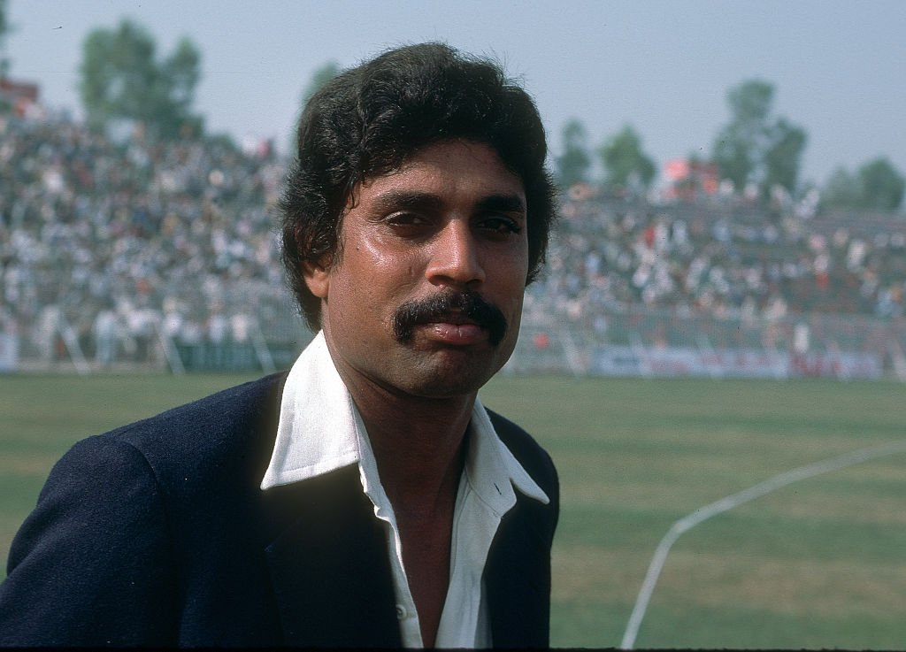 #OnThisDay in 1978, one of the greatest all-rounders of all time made his Test debut.  He went on to have a glorious career, finishing with 5,248 runs and 434 wickets.  What's your favourite Kapil Dev moment?