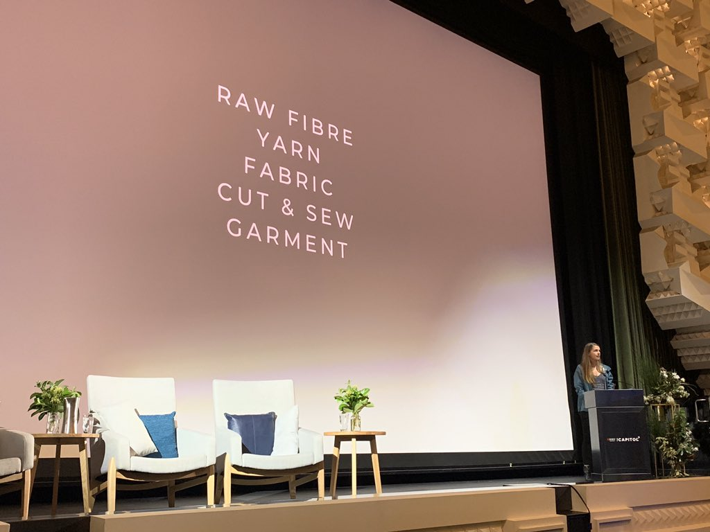 Rmit University On Twitter Team Timbuktu Founder And Rmit Alumnus Rhianna Knight Says Although Fashion Can Be Cheap And Cheerful It S Ultimately An Industry That Needs Its Habits To Change Shiftbyrmit Https T Co 0cwr0hahzr
