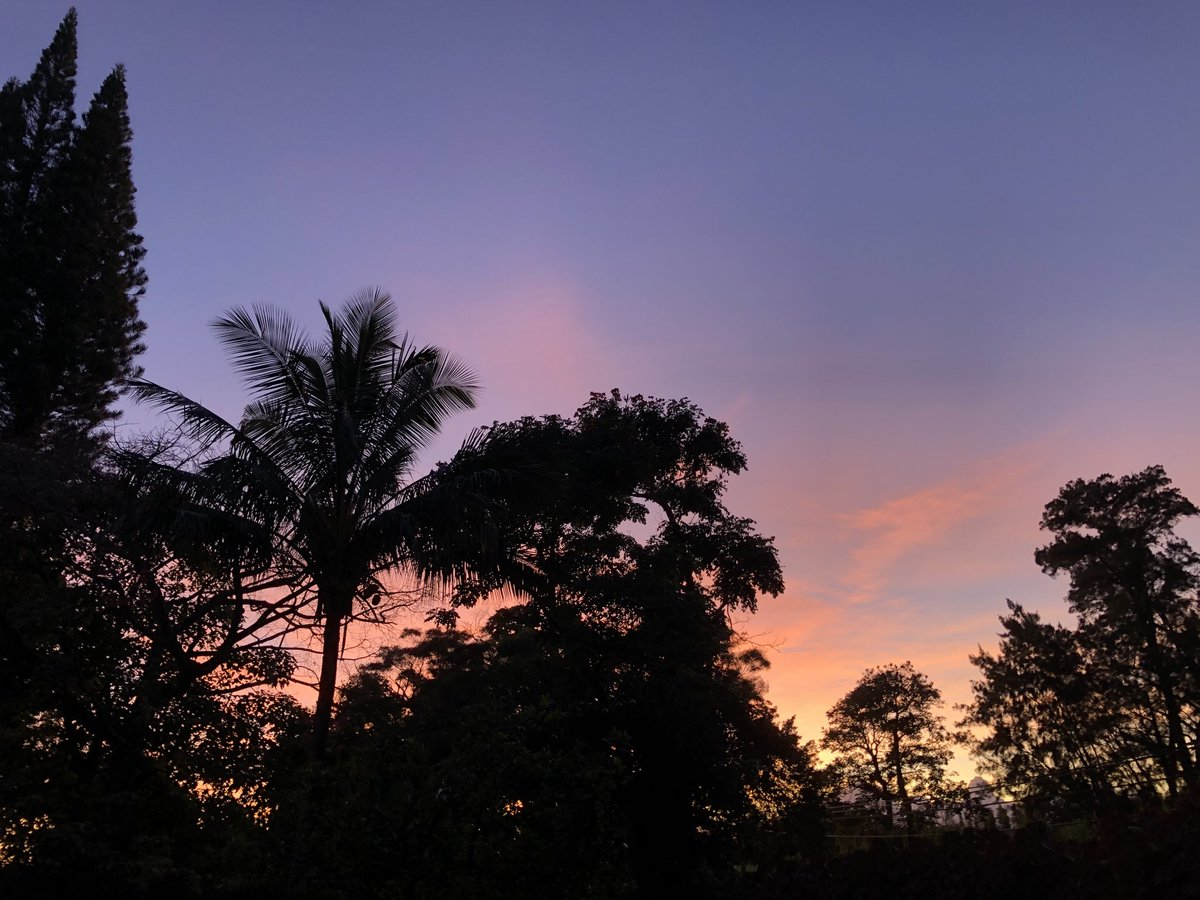 test Twitter Media - Cooling in Haiku at sunset. #cmweather #Maui #Mauinokaoi. https://t.co/FEGhBidGSJ