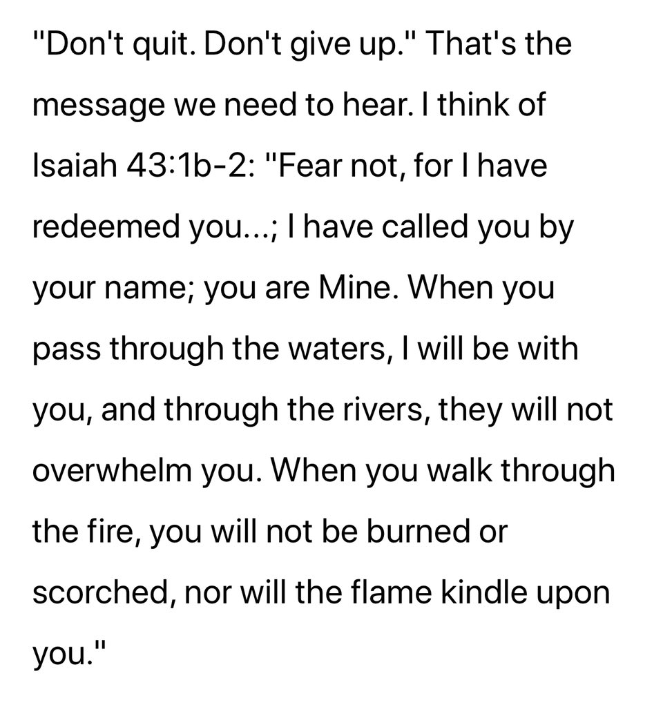Don't quit. Don't give up. ✨🙏 #BattlefieldOfTheMind