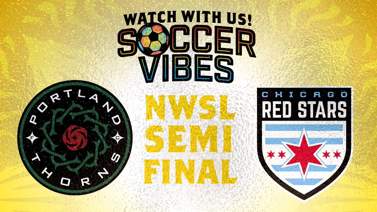 Root for the @ThornsFC. Join us this Sunday for the NWSL Semifinal matchup against the Chicago Red Stars.  #BAONPDX<br>http://pic.twitter.com/NoIE62826v