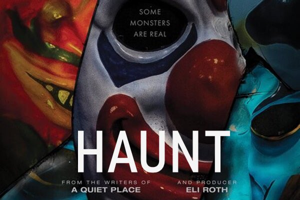 "Drew Talbot FX on Twitter: ""#31DaysOfHalloween Day 15: 'Haunt' (2019) Good, creepy, Halloween fun! Check it out!… """