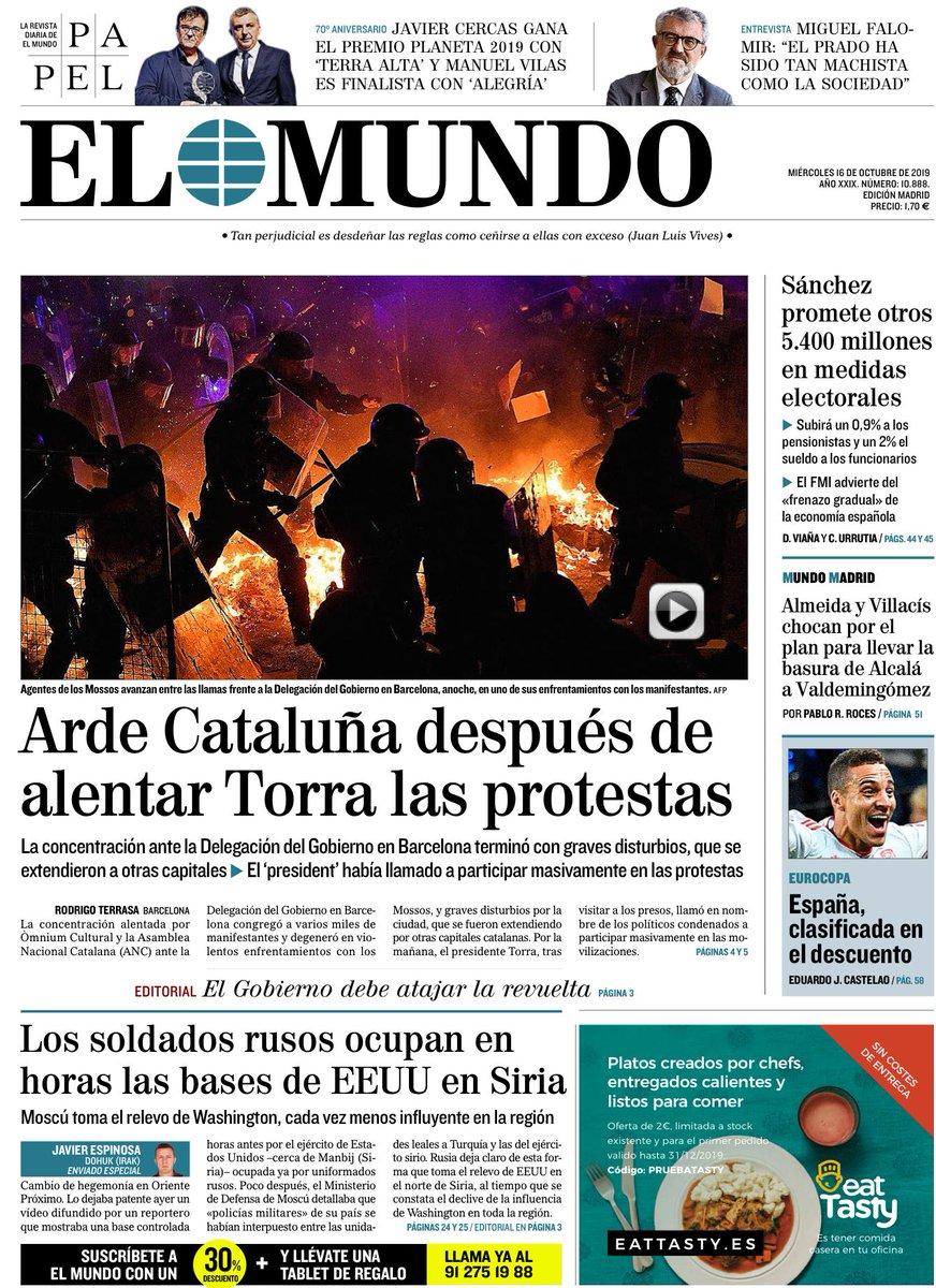 @elmundoes's photo on #FelizMiércoles