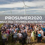 Image for the Tweet beginning: Takviminize şimdiden not alın.  Prosumer2020 |