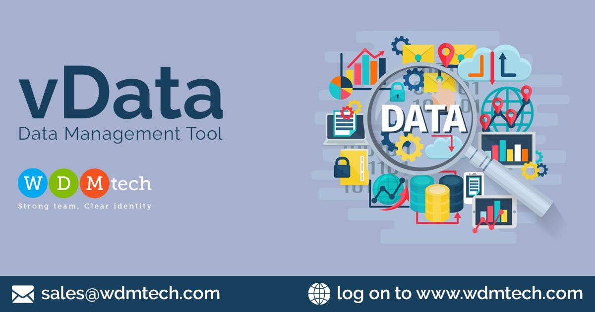 "https://www. wdmtech.com/vdata-data-man agement-tool   …  ""All-in-One Tool for Data Management"" #DataManagementTool #DataImportTool #Datamigrationtools #JoomlaImportExport #JoomlaExtension #JoomlaDevelopment #JoomlaPlugin <br>http://pic.twitter.com/haWC9LRIMl"