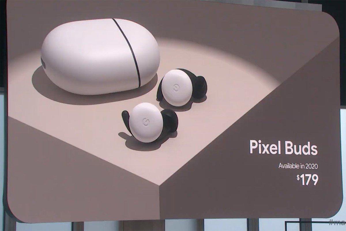 【179ドル】グーグル、完全ワイヤレスイヤホン「Pixel Buds」発表--リアルタイム翻訳も可能に - CNET Japanグーグルが新スマホPixel4 動き感知、触れずに操作: 日本経済新聞