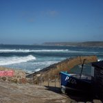 Image for the Tweet beginning: Cape Cornwall from Sennen Cove