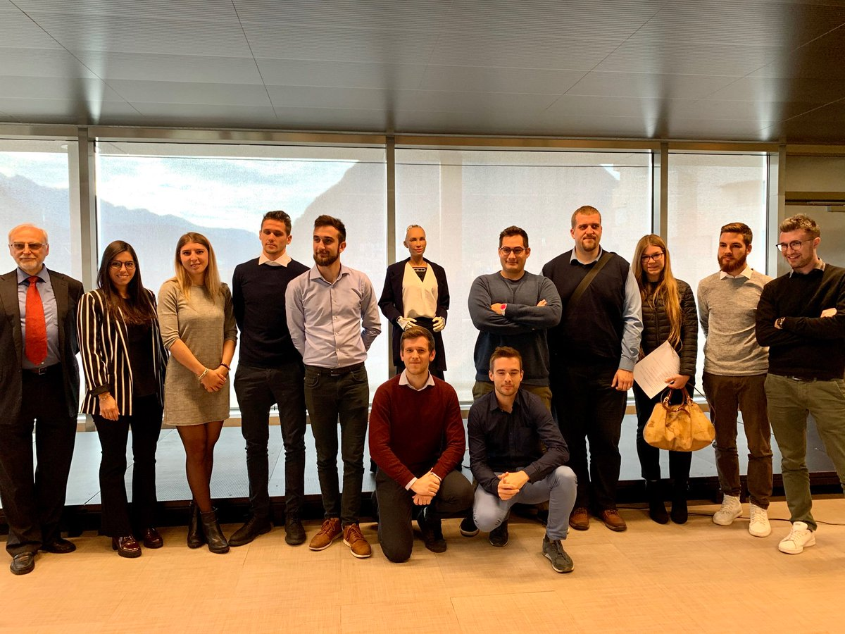 Supsi On Twitter Ssif19 Great Q A Session With Realsophiarobot And Some Of Our Students More About The Southern Switzerland Innovation Forum Https T Co Rp5ysblins Supsi Ai Https T Co J7nf2qra83