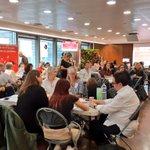 Image for the Tweet beginning: #RUA Lancement du 1er atelier