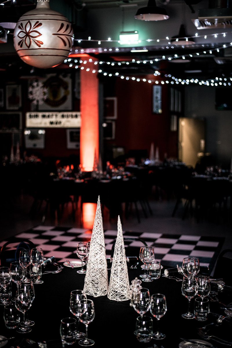 The countdown is on. 11 weeks to go! Theres no better place than Hotel Football for an alternative Christmas party - visit hotelfootball.com/event/christma… to look at our event spaces and get in touch with our team.