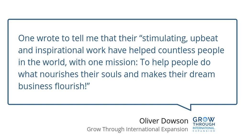 """Well, call me an old cynic."" https://bit.ly/2odJTVk #worklifebalance #globaltrade #TransformationalLeadership #growinternational #Meditation #internationalexpansion"