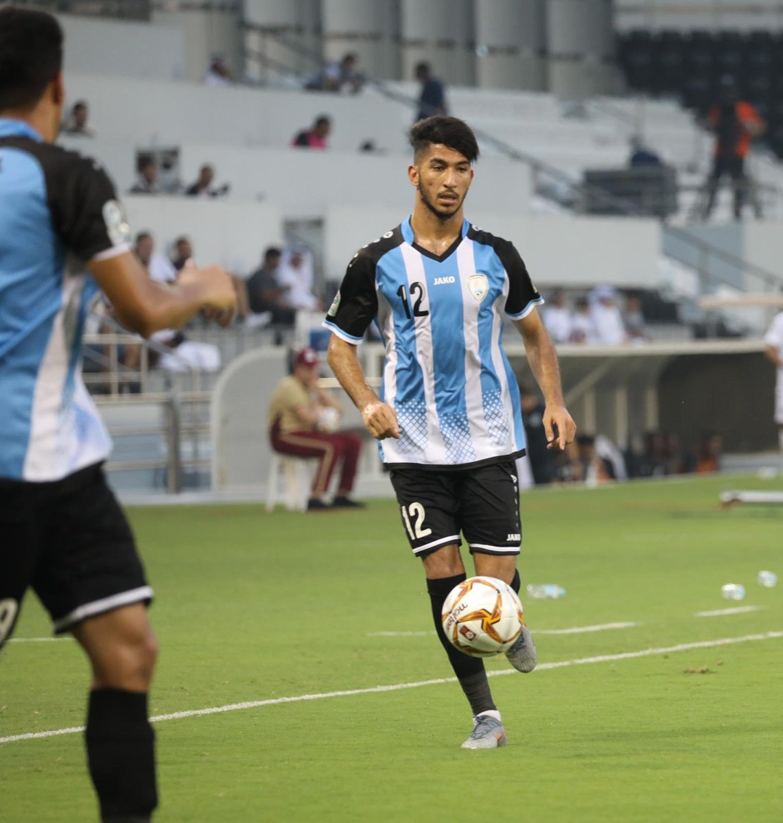 SPOTLIGHT | #QNBstarsLeague Young Talent Mohammed Waad    http:// bit.ly/2VDTIsk     <br>http://pic.twitter.com/0fn2UUMja4