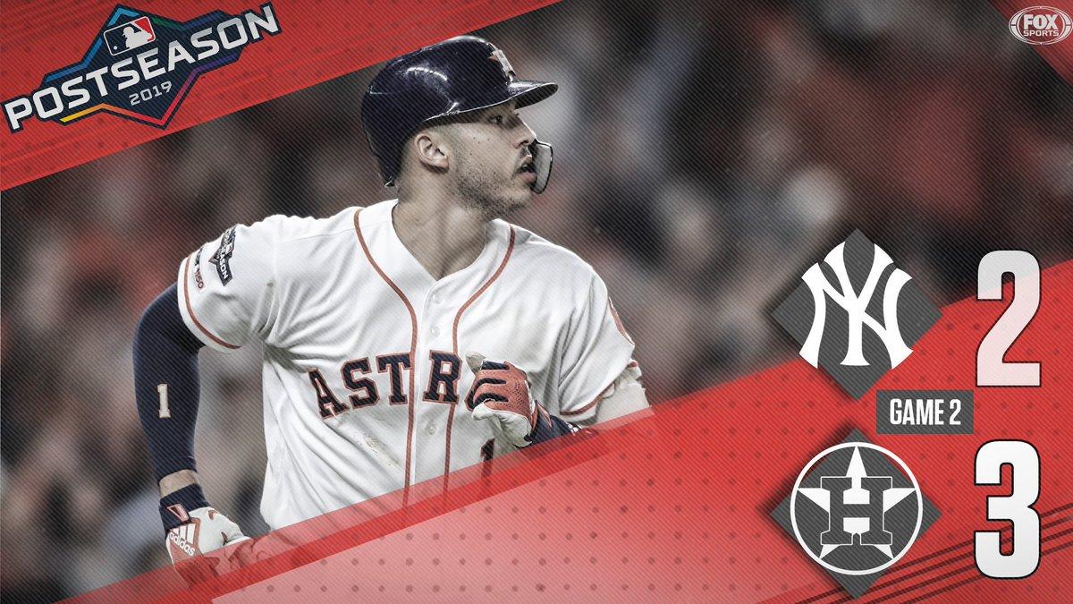 @MLBONFOX's photo on Carlos Correa