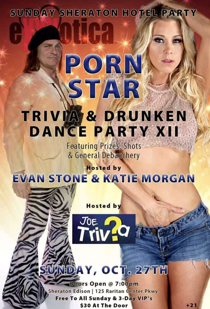 test Twitter Media - Weekend after next is New Jersey @EXXXOTICA 🎉🎉🎉 we'll be at the show all tree days, PLUS joim us for Porn Star Trivia party Sunday Sunday night 💋 https://t.co/vr2NzYnZl2