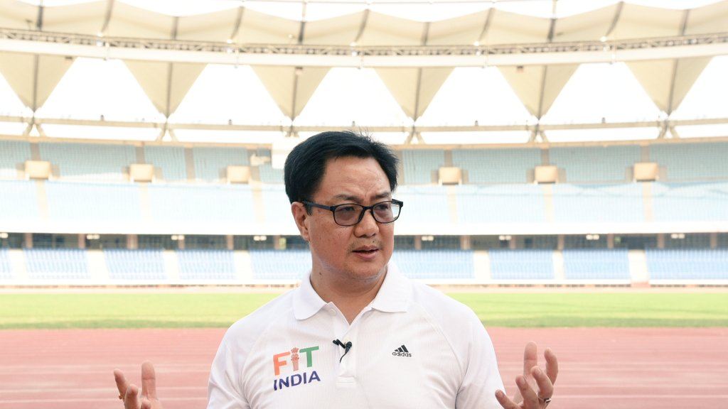 In a major decision towards sports excellence in India, @KirenRijiju announced on Oct 13th that all SAI Stadiums & facilities will be made free for federations to hold competitions & leagues. Non-SAI coaches can also train athletes free of cost by booking training slots online.
