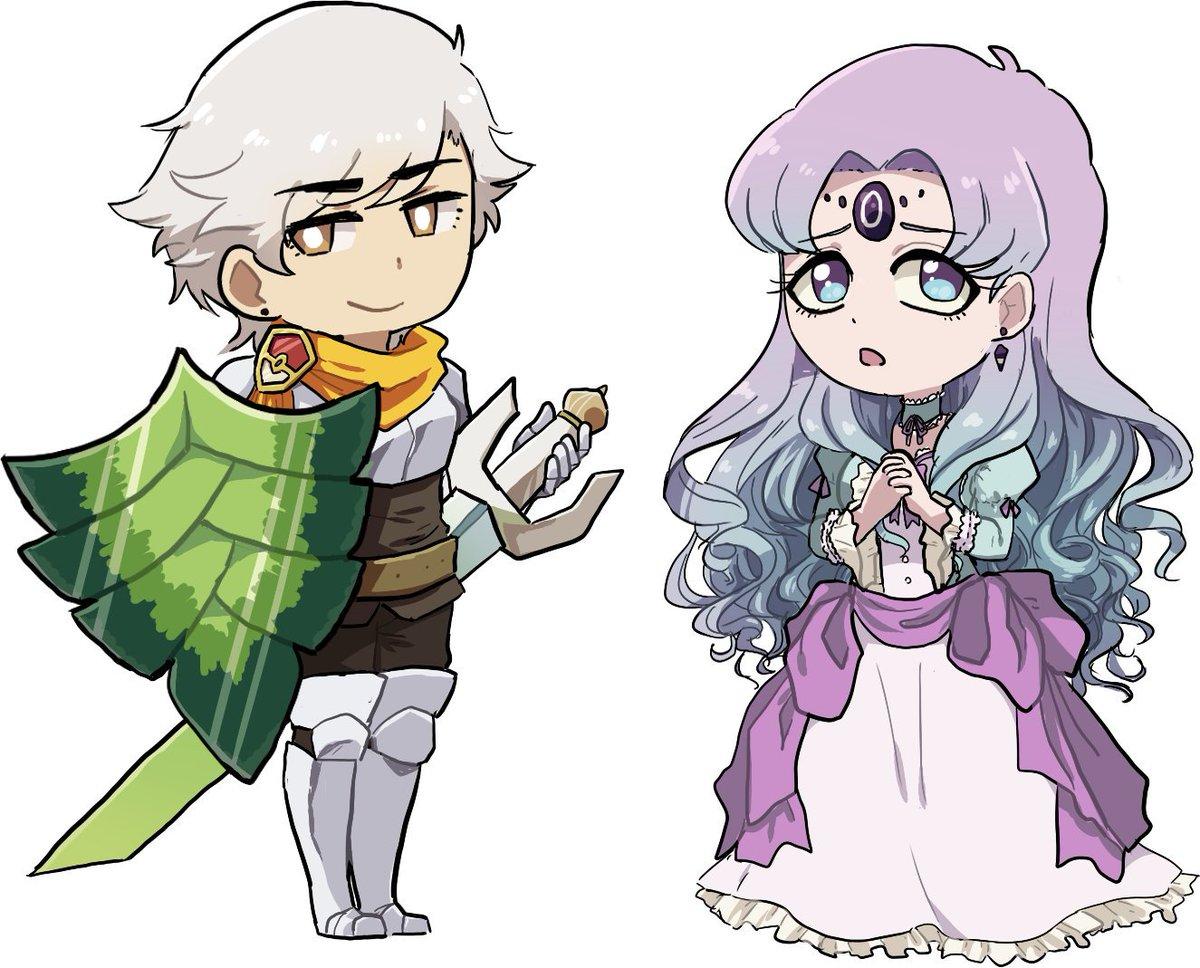 A princess and her knight#Sirfetchd #GalarianPonyta #PokemonSwordandShield