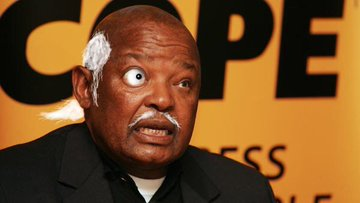 RT @julius_thamana: @Notemash7 He's what Uncle Ruckus calls a case of