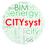 Image for the Tweet beginning: CITYSYST Cities are Systems. We