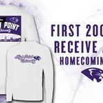 HPU Homecoming 🔜  😈🆚⚪️ 📆Saturday, October 26 🕖 7 pm 🆓 Admission & HPU Long Sleeve Homecoming Shirt  #GoHPU